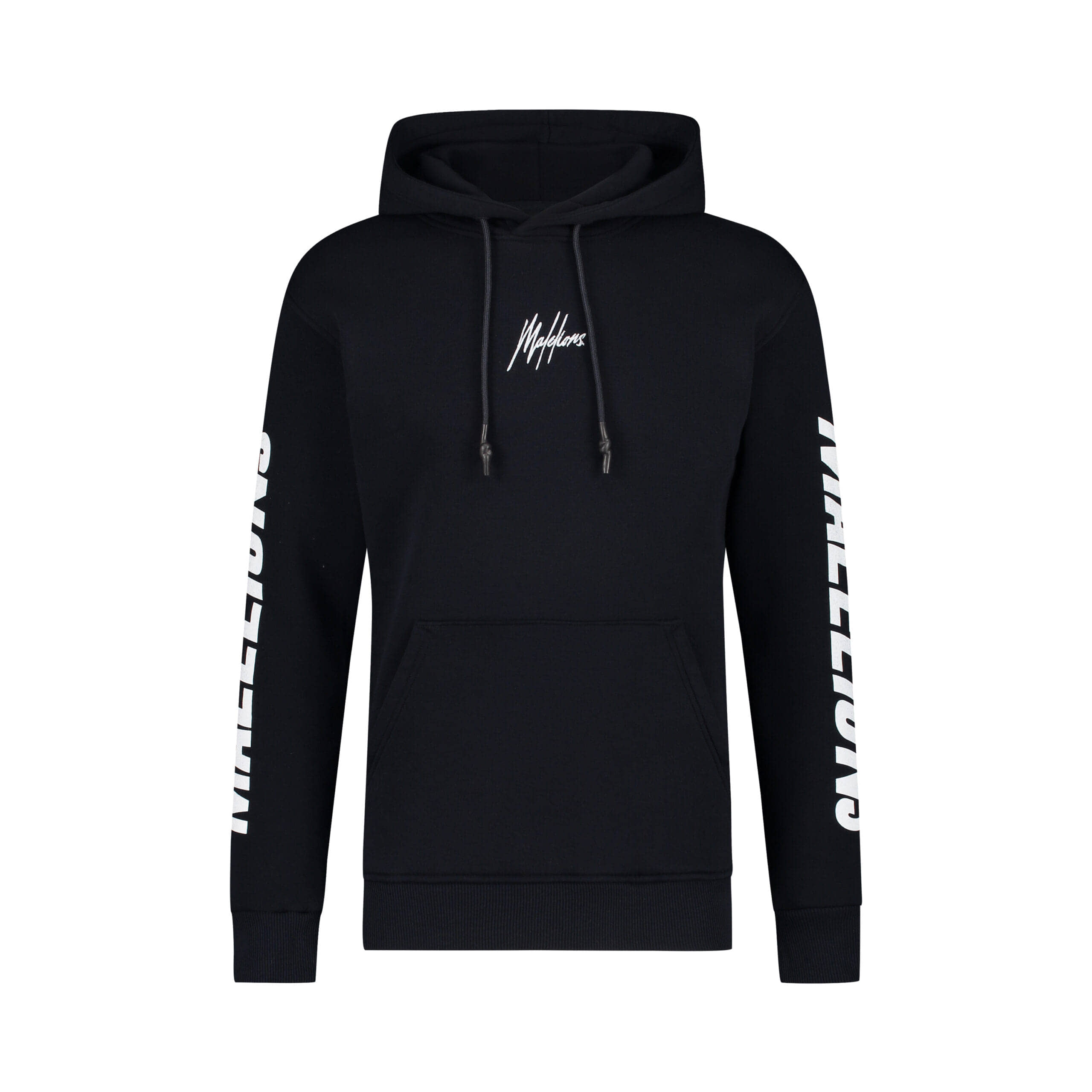 malelions lective hoodie 314 navy