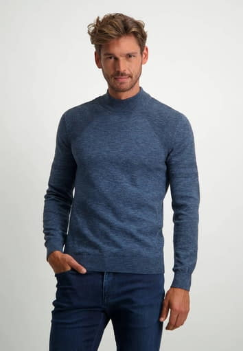 state of art pullover turtle plai 15121055 5957 donker blauw