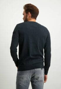 state of art pullover crew neck p 5958 11121061 5958 donker blauw